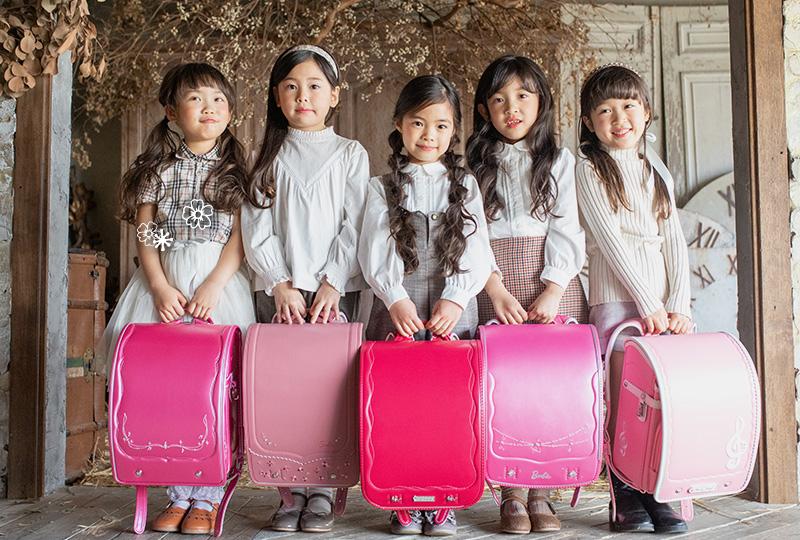 ピンク色のランドセル2022年度版人気ランキング