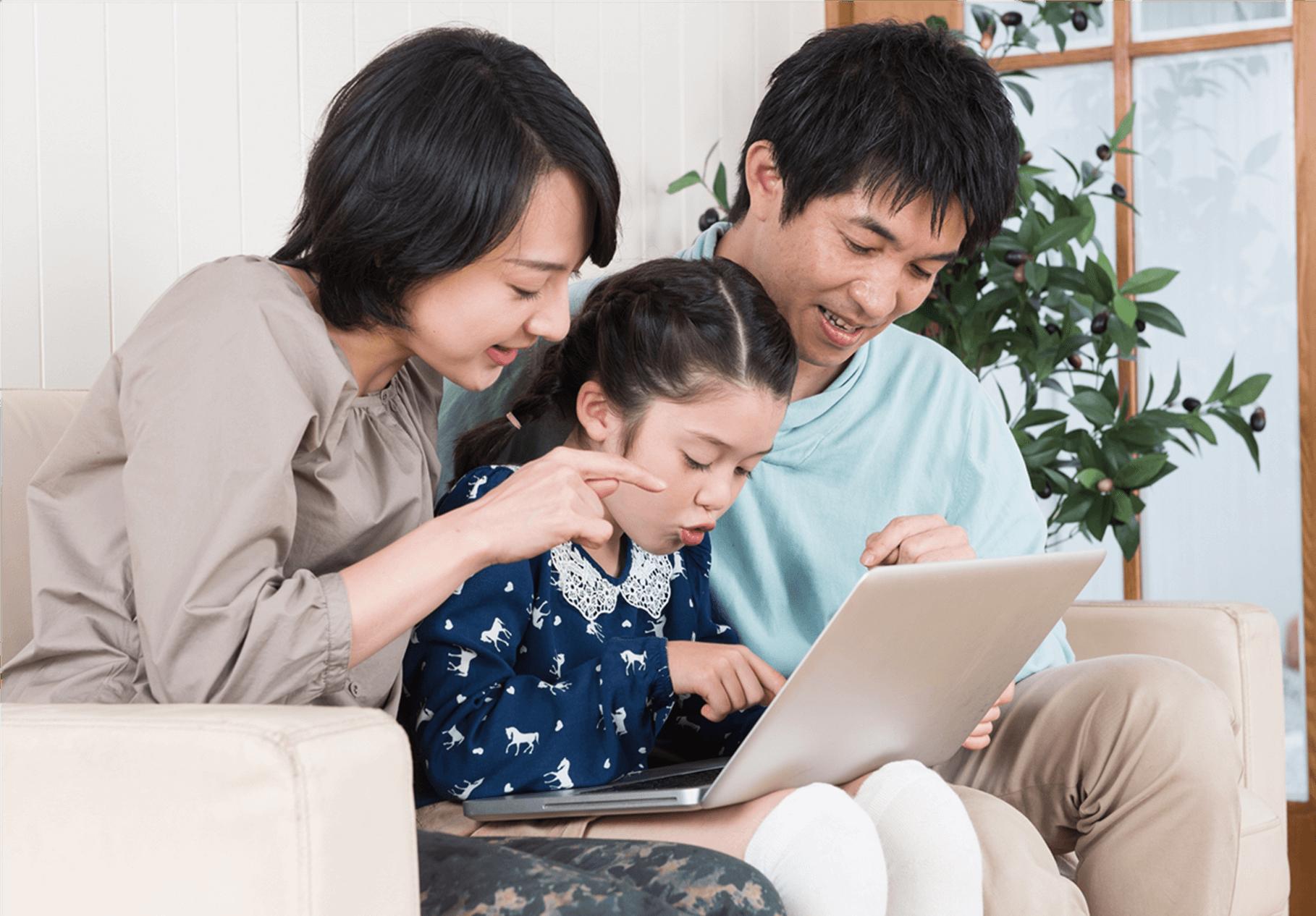 マツモト東京本社のランドセル相談・オンライン接客サービスのイメージ